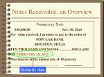 notes receivable an overview31