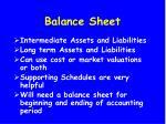 balance sheet26