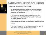 partnership dissolution31