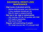 successful weight loss maintenance19