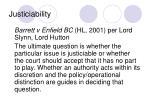 justiciability7