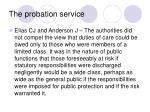 the probation service15