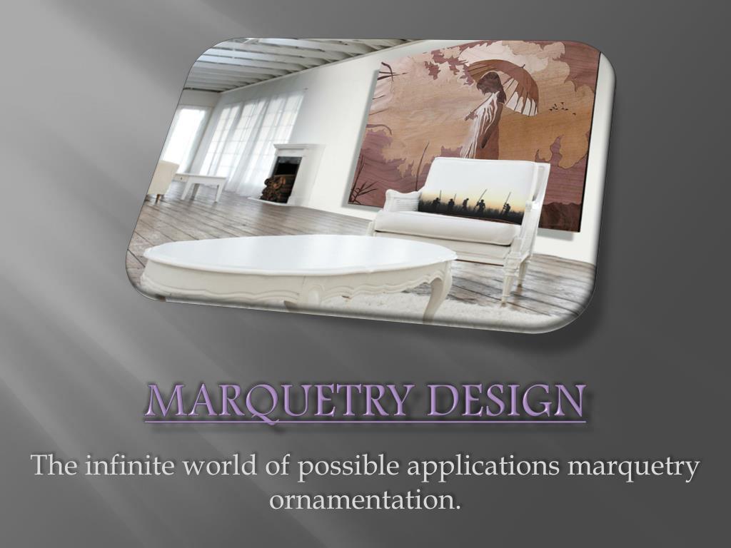 marquetry design l.