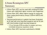 6 8mm remington spc summary