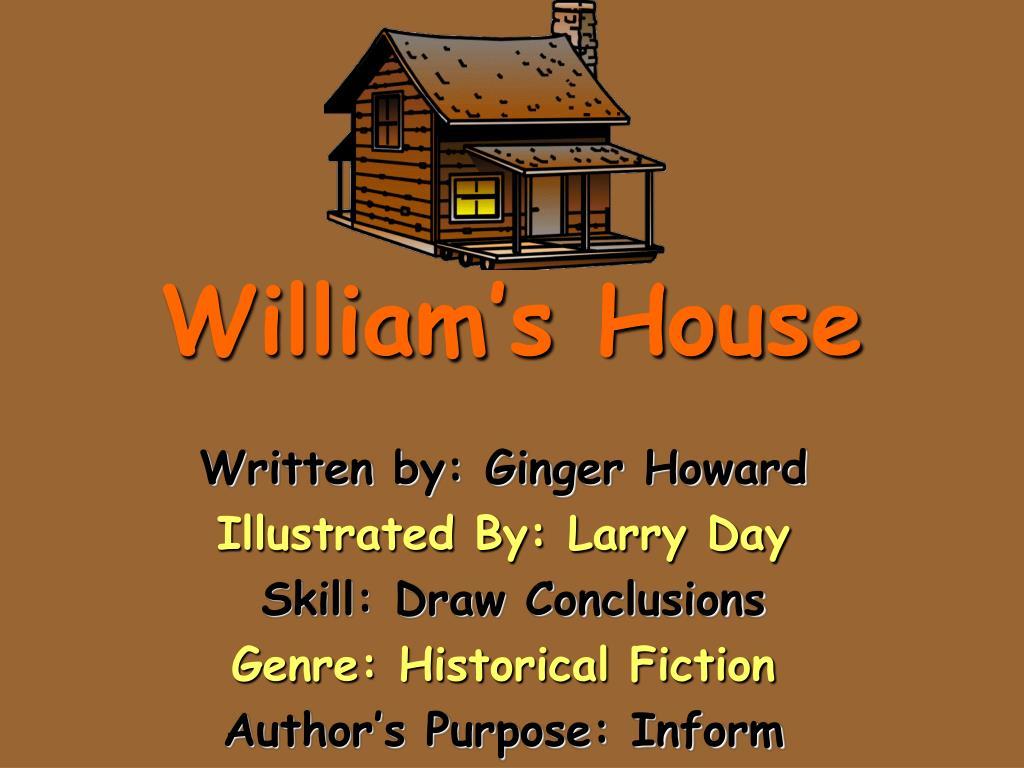 william s house l.