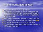 us and world natural gas