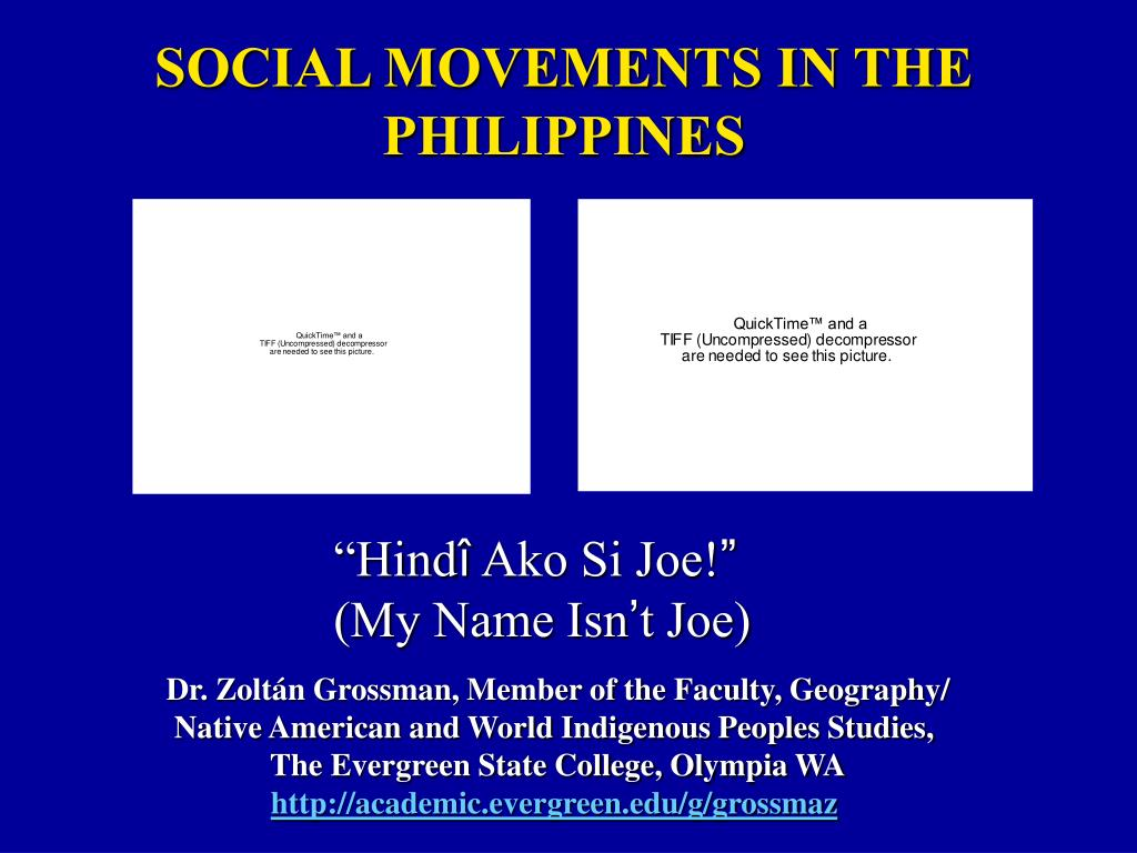 social movements in the philippines l.