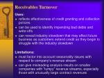 receivables turnover8