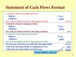 statement of cash flows format6