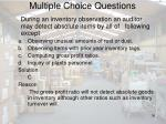 multiple choice questions36