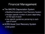 financial management16