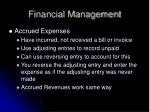 financial management19