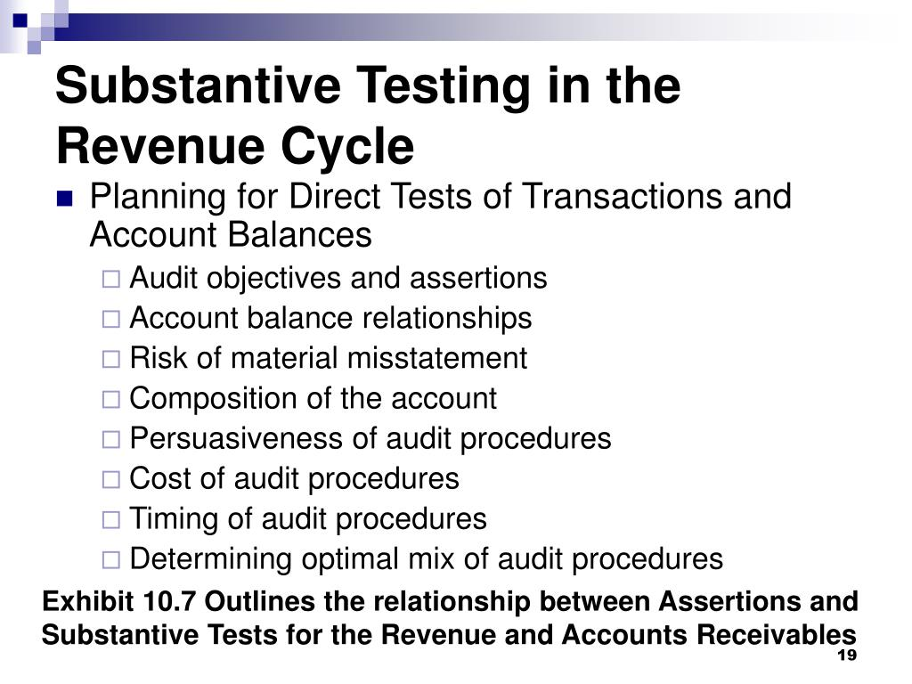 PPT - Revenue cycle accounts – The importance PowerPoint