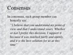 consensus22