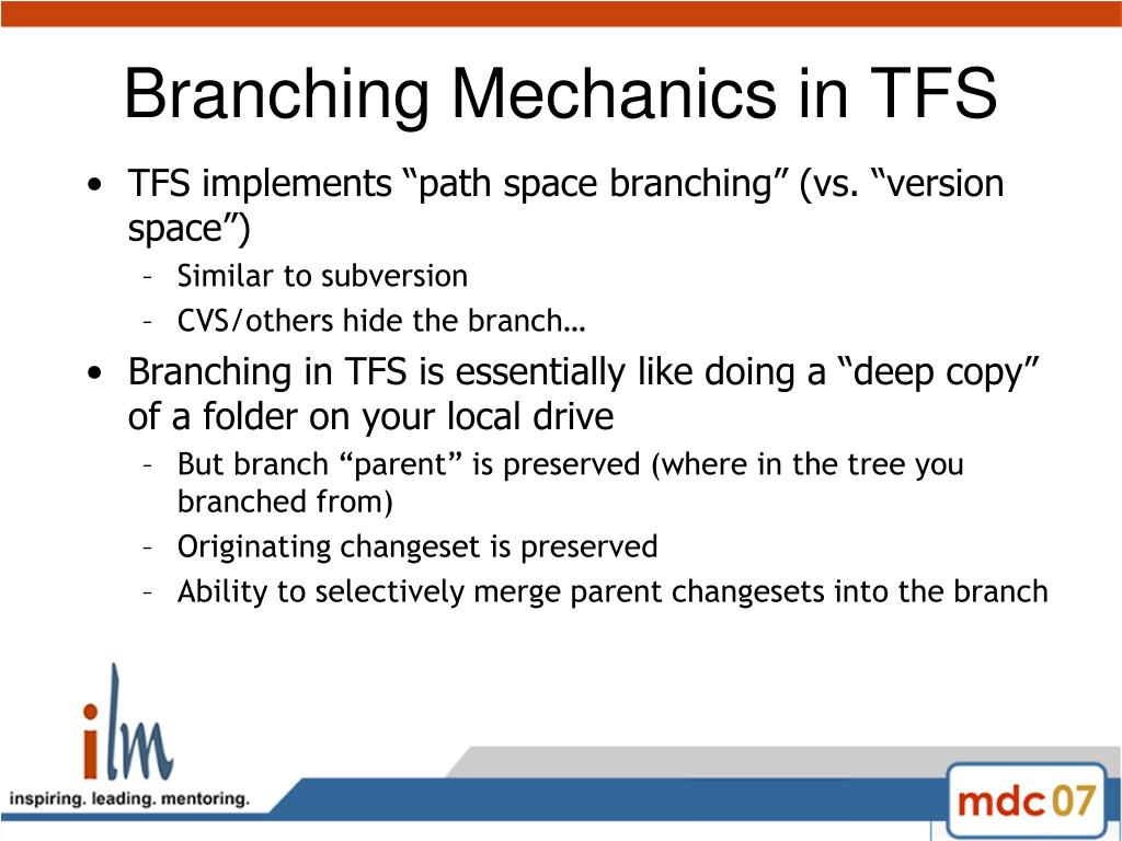 PPT - Release Management/SCM with TFS Scott Colestock