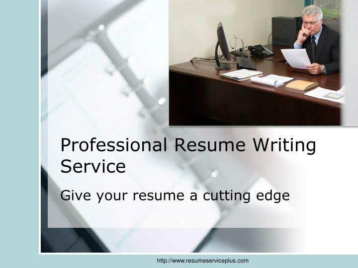 professional resume writing service n.