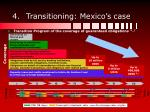 transitioning mexico s case8