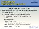 basement volumes 1 of 2