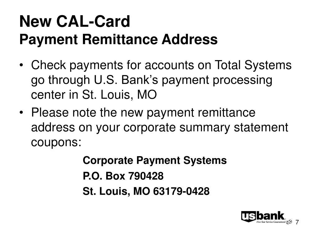 New CAL-Card