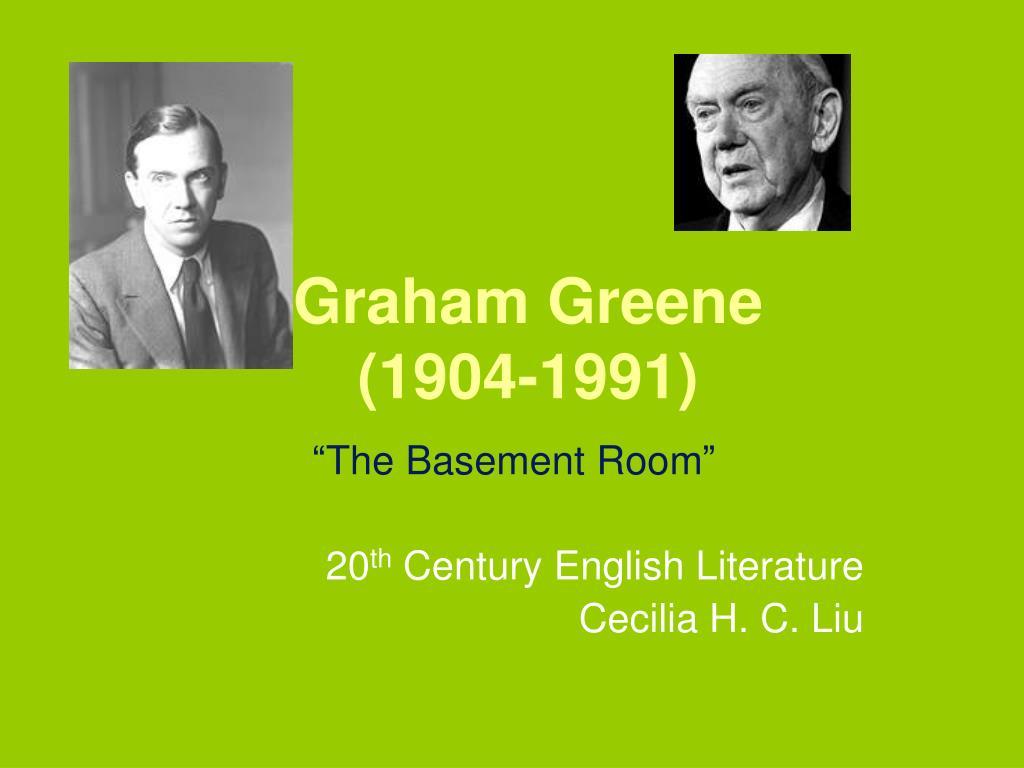 graham greene 1904 1991 l.