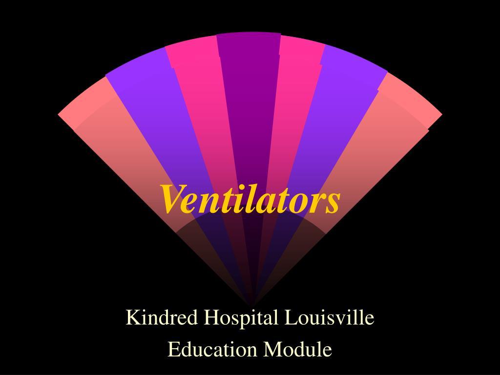 ventilators l.