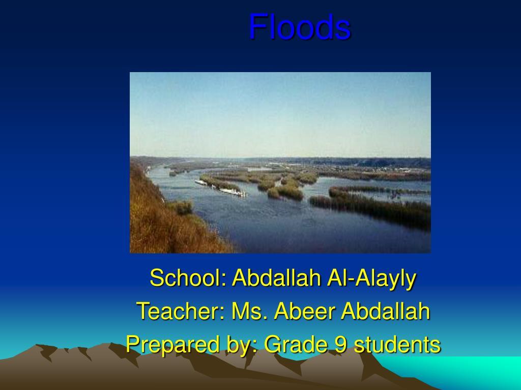 floods l.