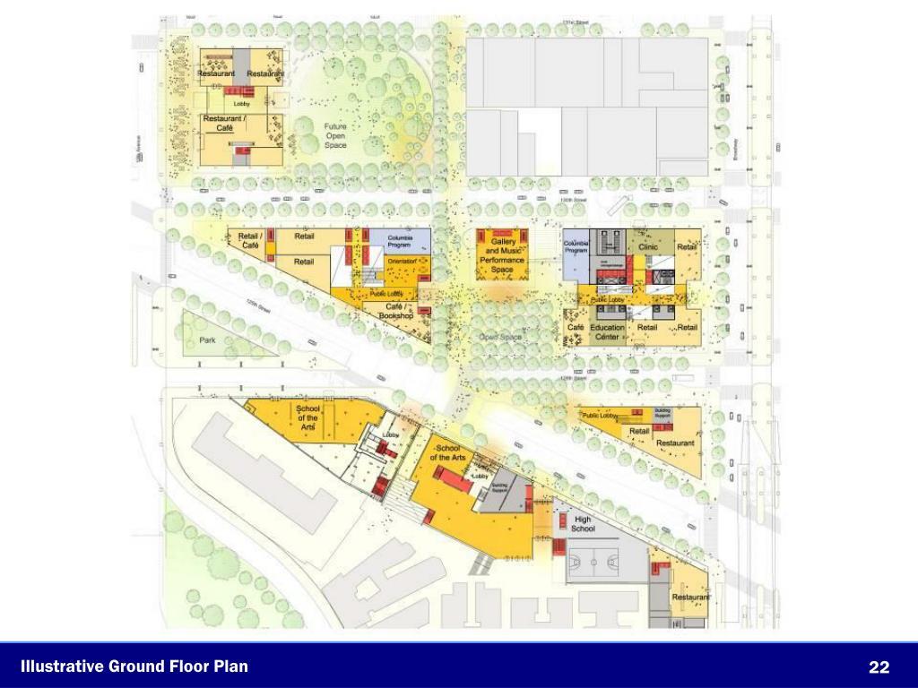 Illustrative Ground Floor Plan