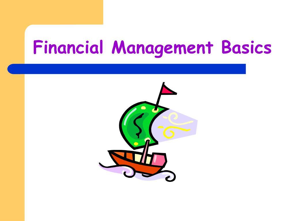 Financial Management Basics