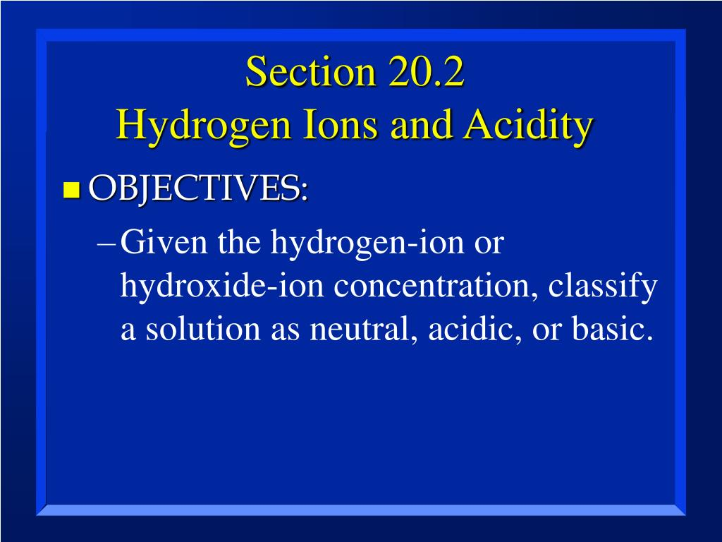 Section 20.2