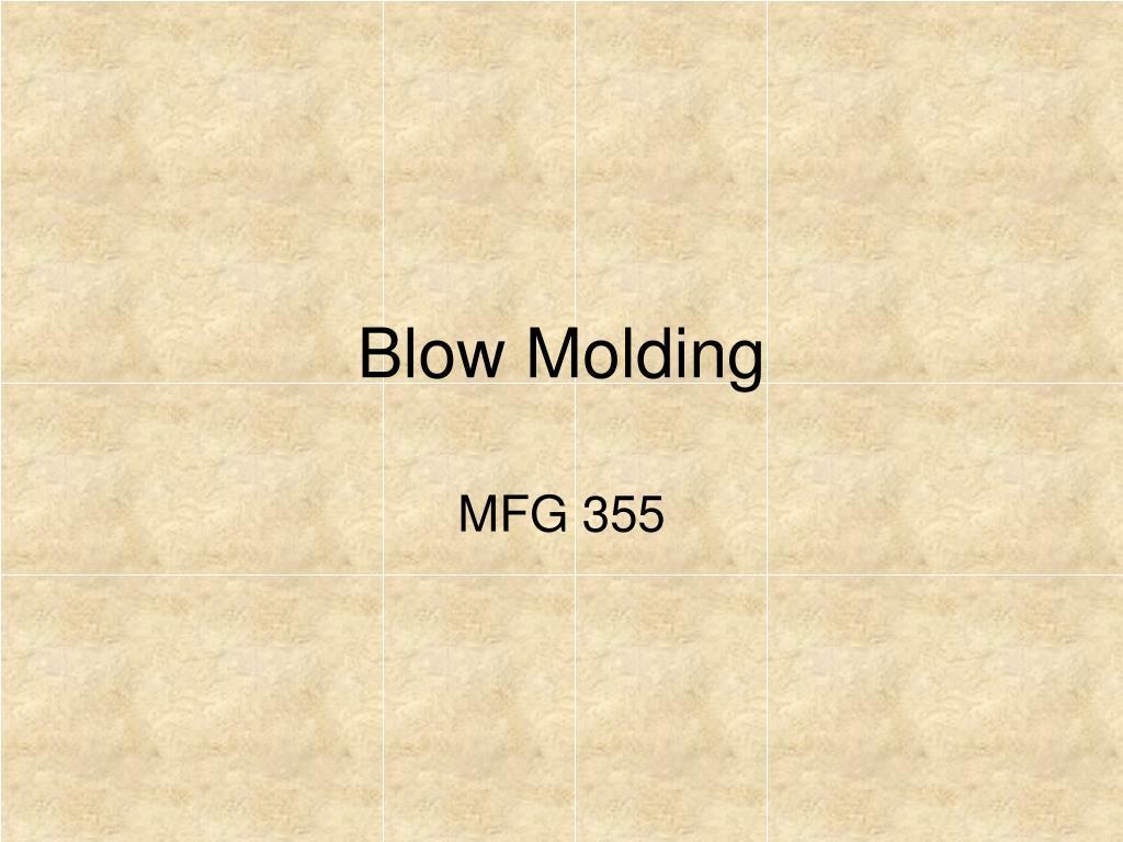 blow molding l.