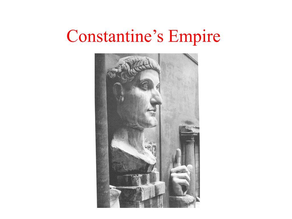 constantine s empire l.