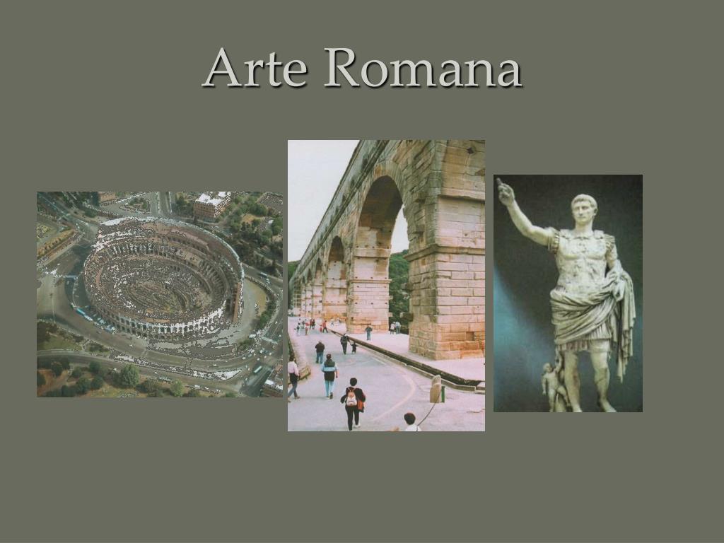 arte romana l.