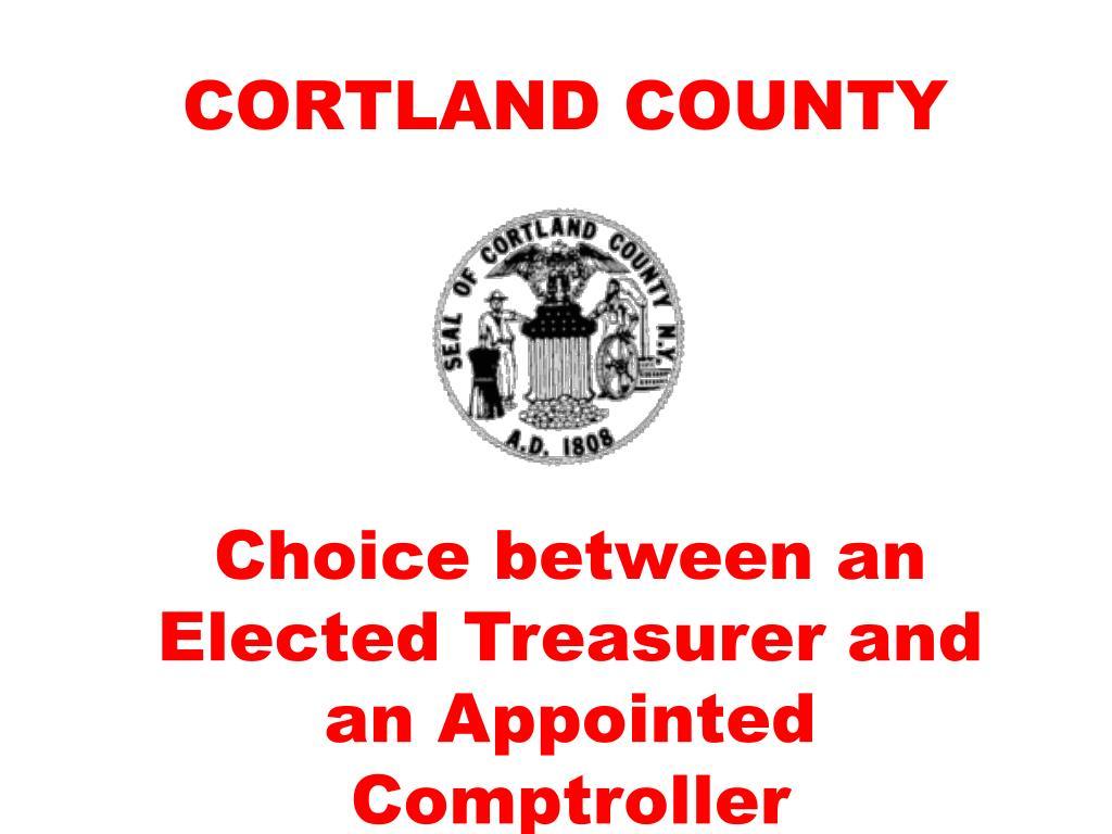 cortland county l.