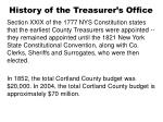 history of the treasurer s office4