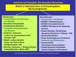 semiotik und semantik der deutsche wortschatz1