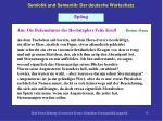 semiotik und semantik der deutsche wortschatz12