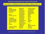 semiotik und semantik der deutsche wortschatz2