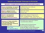 semiotik und semantik ordnungen im wortschatz10