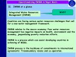 operationalising iwrm in niger basin