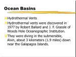 ocean basins19