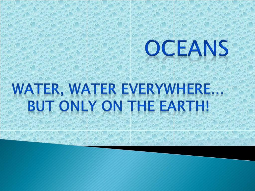 oceans l.
