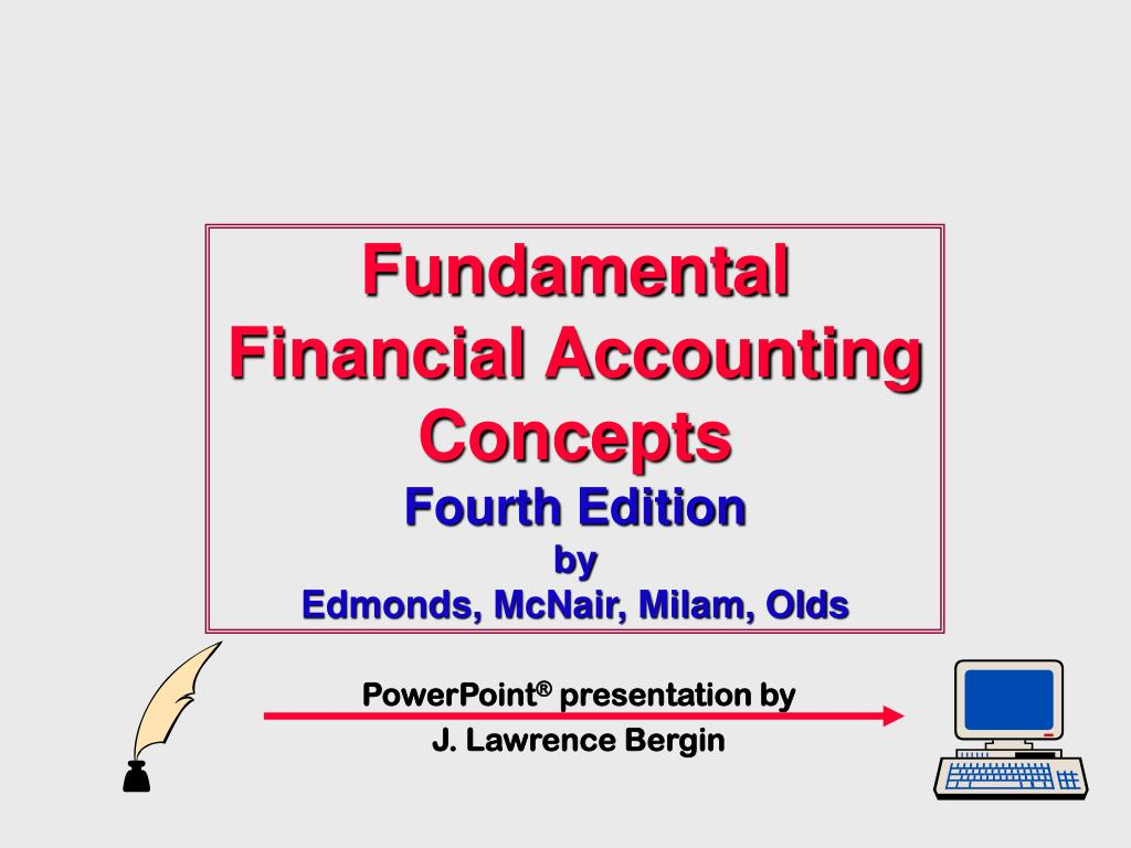 fundamental financial accounting concepts fourth edition by edmonds mcnair milam olds l.