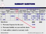summary questions62
