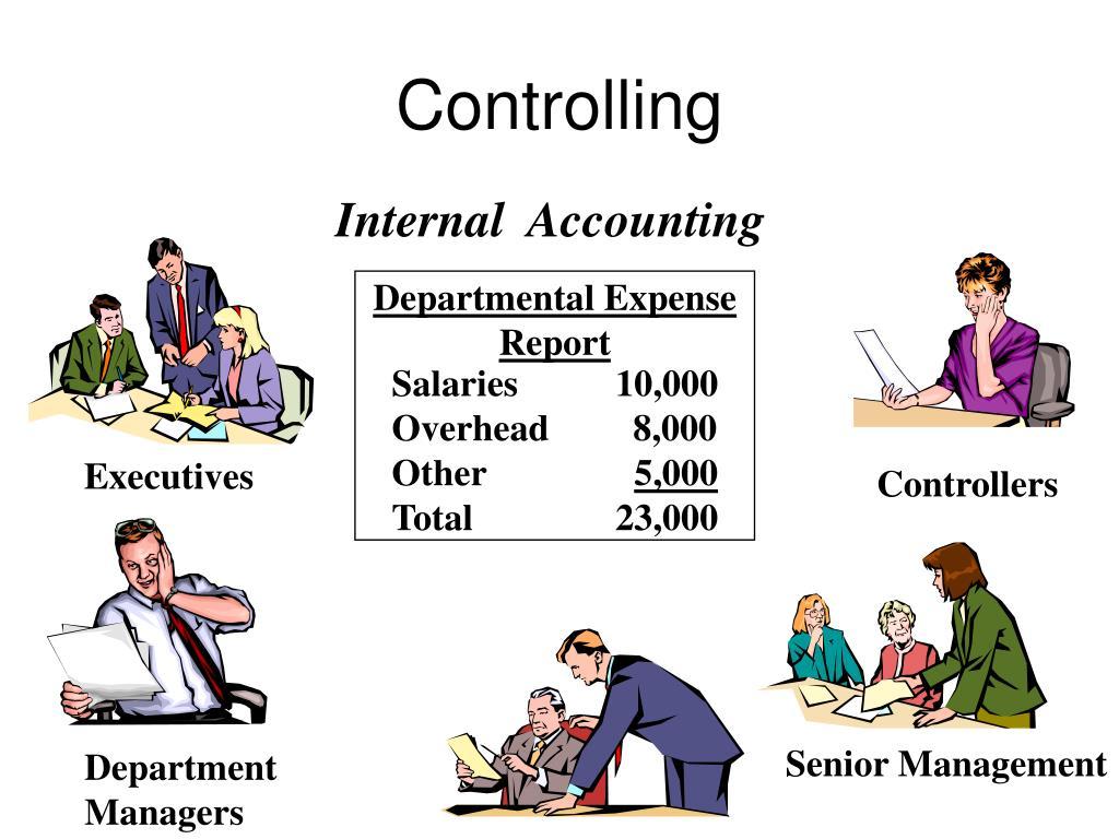 Internal  Accounting