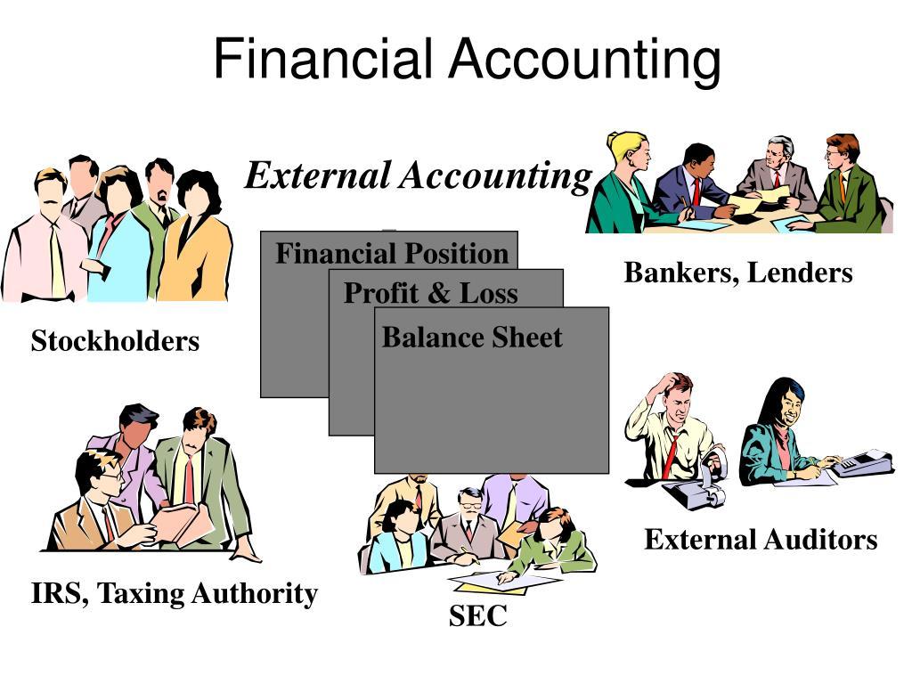 External Accounting
