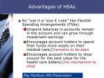 advantages of hsas24