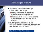 advantages of hsas25