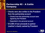 partnership 2 a cattle company2