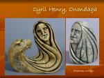 cyril henry onondaga