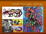 norval morriseau ojibway